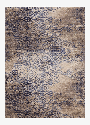 Indigo Area Rugs | Webb Carpet