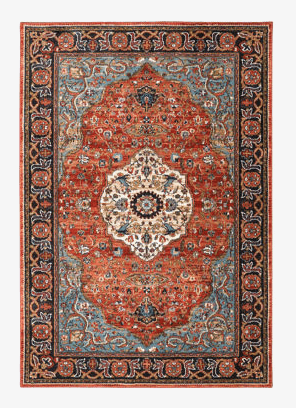 Karastan Spice Market Petra Multi | Webb Carpet