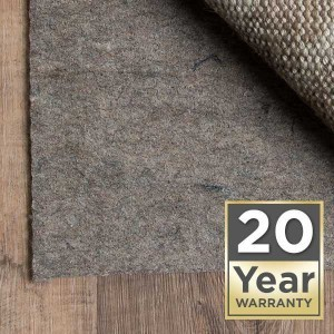 Rug pad 20 year warranty oriental weavers | Webb Carpet