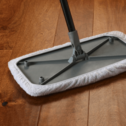 Hardwood cleaning | Webb Carpet Company