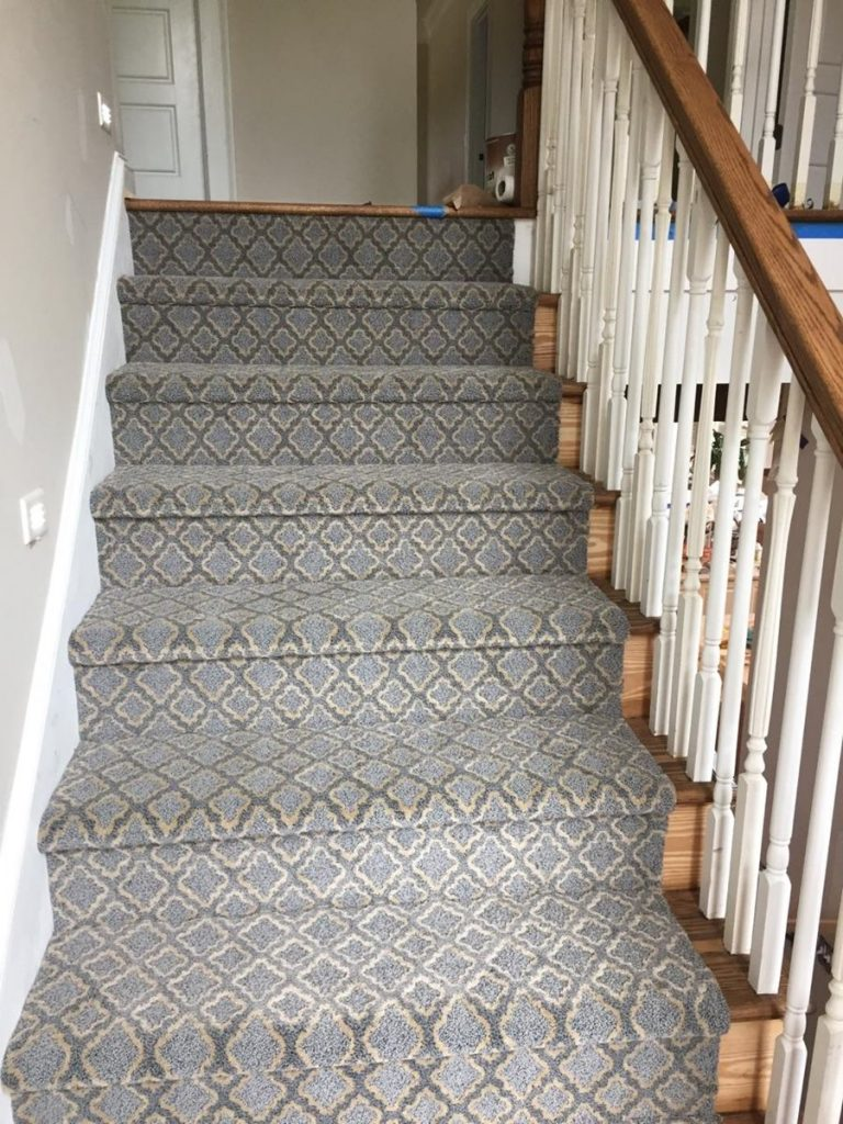 Carpet Flooring on Stairs | Webb Carpet
