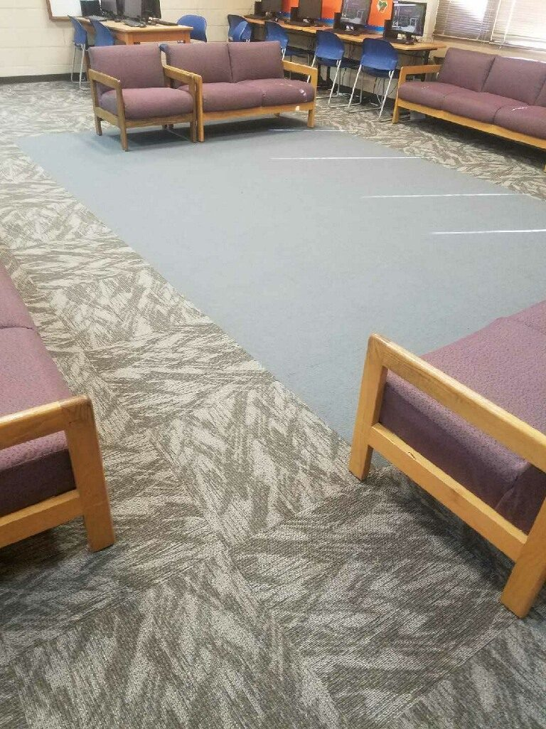 Commercial Carpet Dr Office