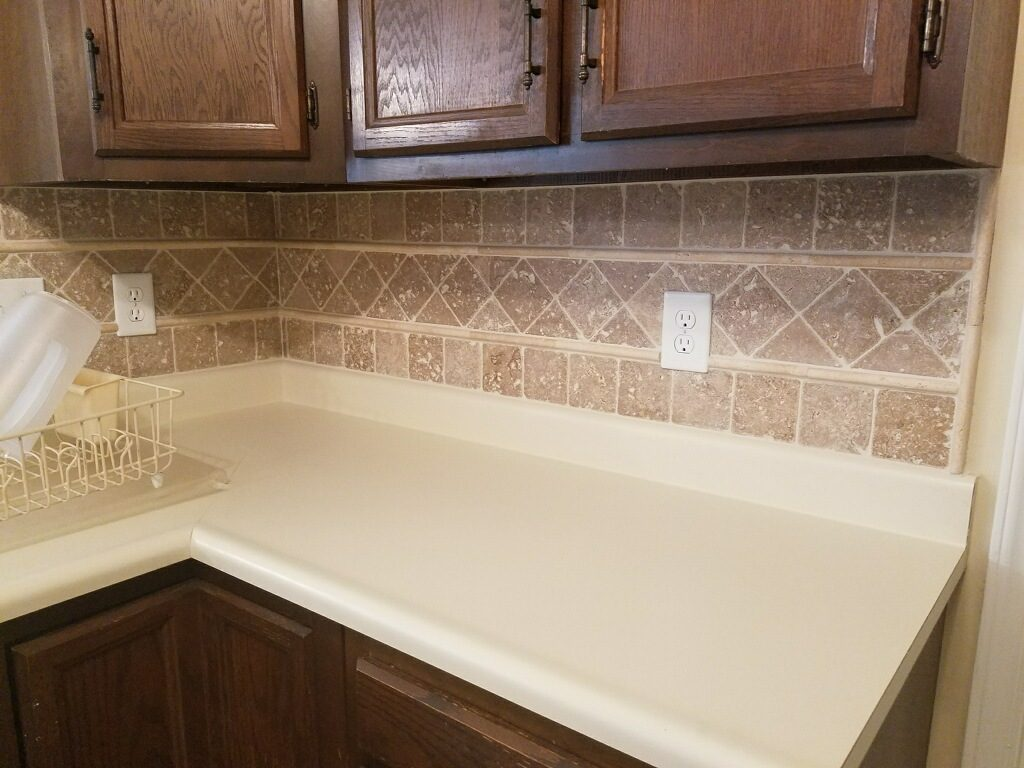 Natural Stone Backsplash | Webb Carpet