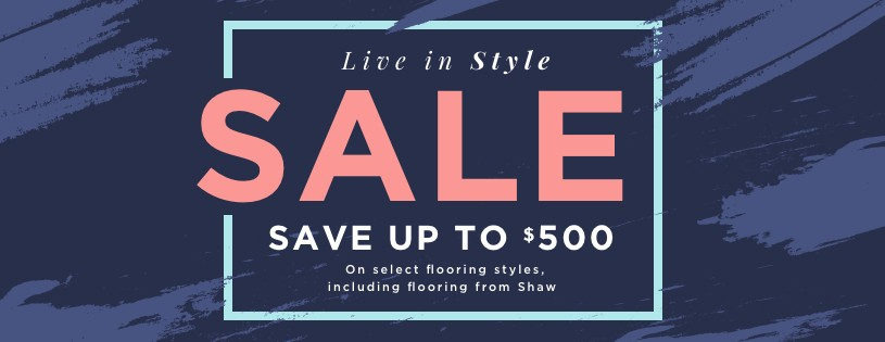 Flooring Sale Coupon