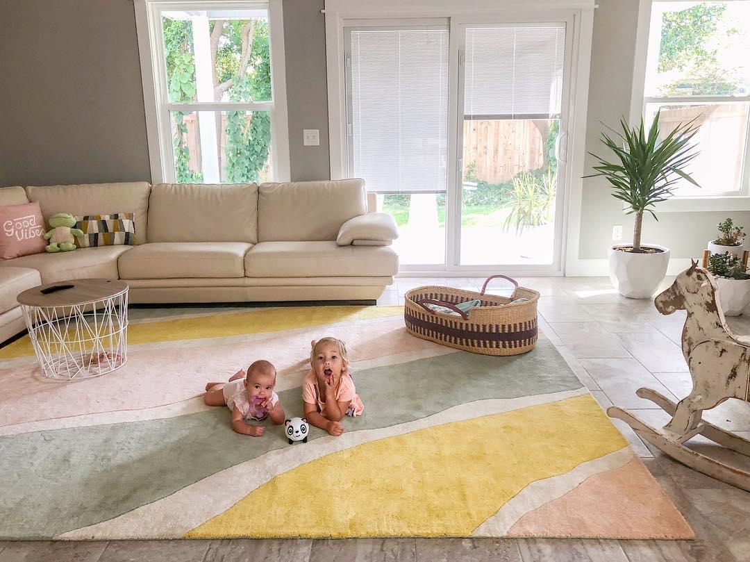 Kids playing Carpet | Webb Carpet