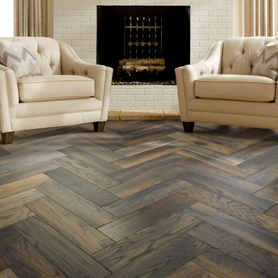 Old World Herringbone | Webb Carpet