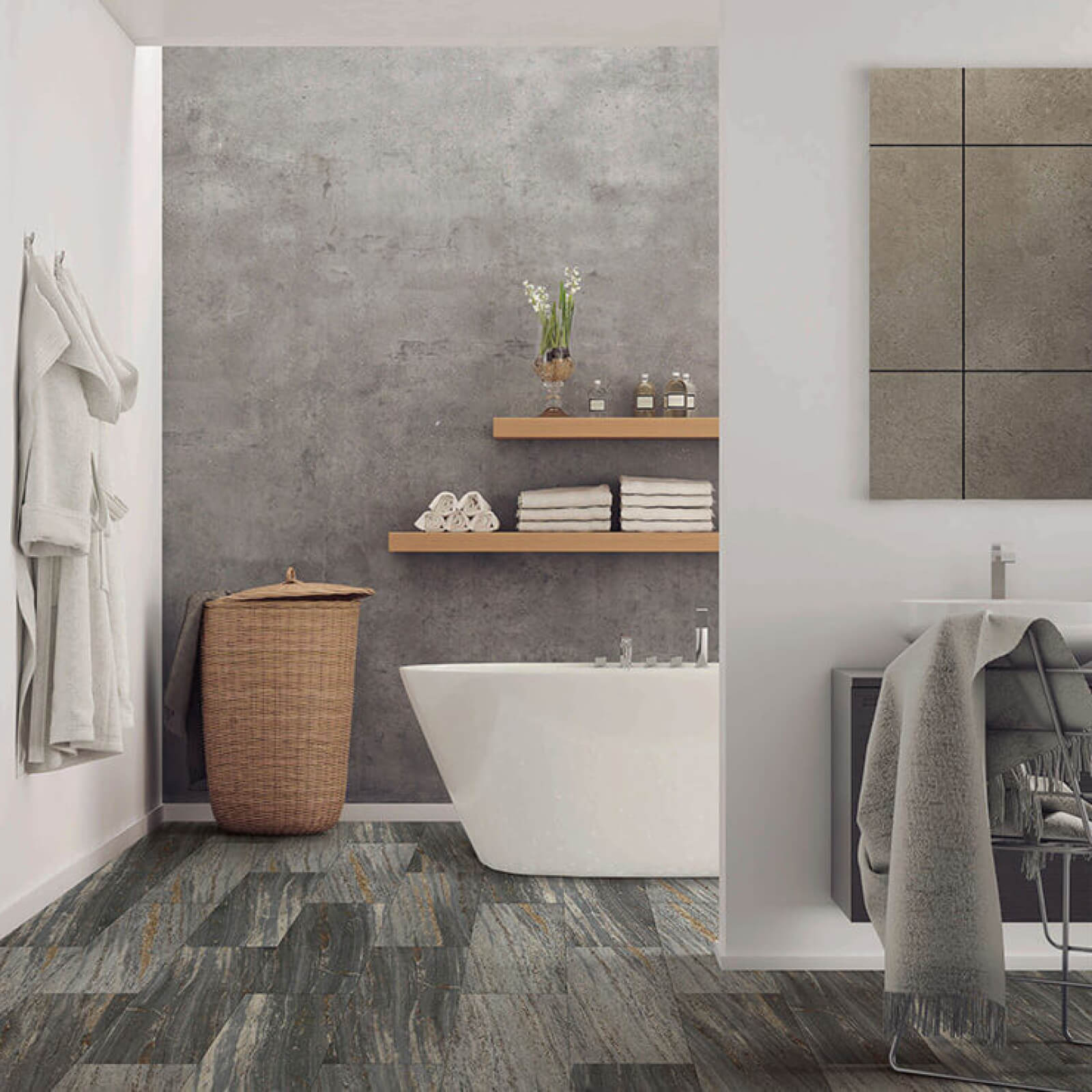 Bathroom flooring | Webb Carpet
