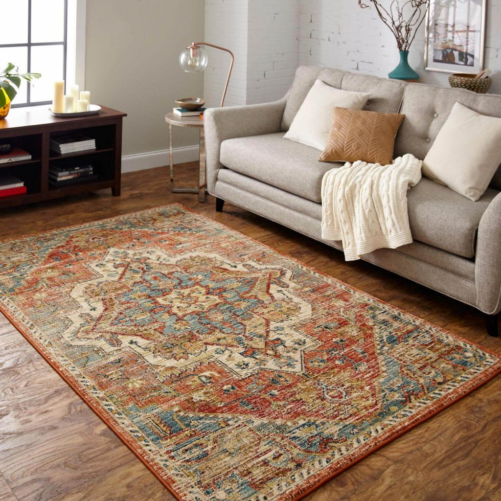 Select a Rug for Your Living Area | Webb Carpet Company